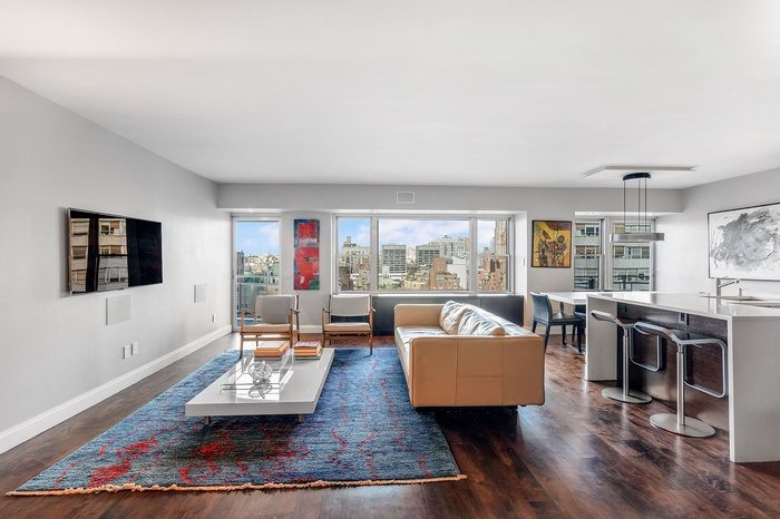 Immaculate 3 Bed 3 Bath with Home Office and 2 Private Terraces Nestled in the Upper East Side